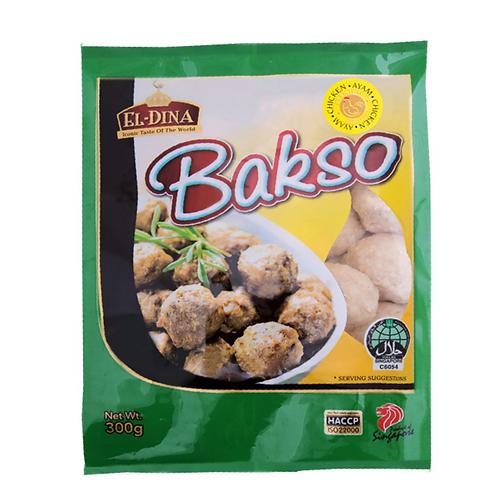ELLAZIQ Chicken Bakso Meatball (300g)
