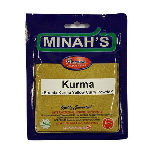 MINAH'S Kurma (50g)