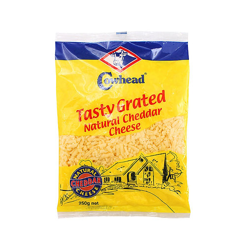 COWHEAD Tasty Grated Cheddar (250g)