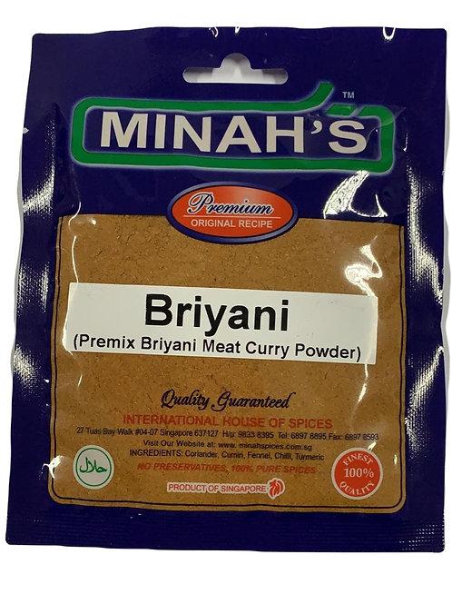 Minah's Briyani 50g