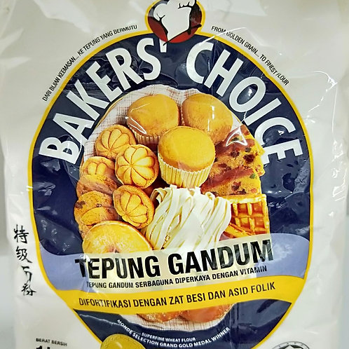 Bakers Choice Tepung Gandum 1kg