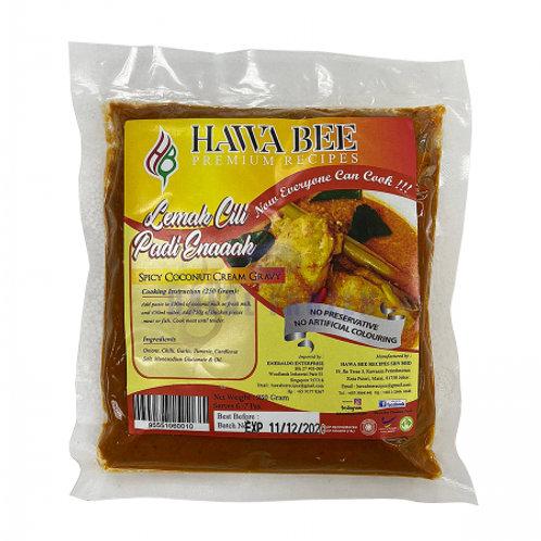 HAWA BEE Lemak Chili Padi (250g)