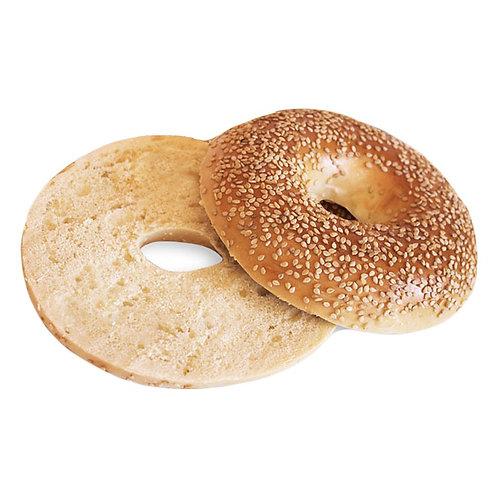 Frozen Regular Bagel Sesame (5pcs/95g)
