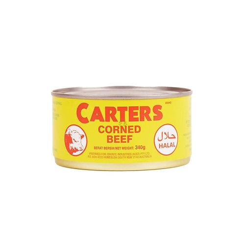CARTERS Corned Beef (340g)