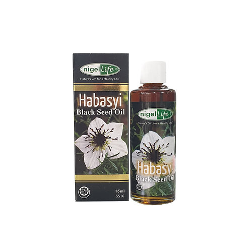 Habasyi Black Seed Oil (85ml)