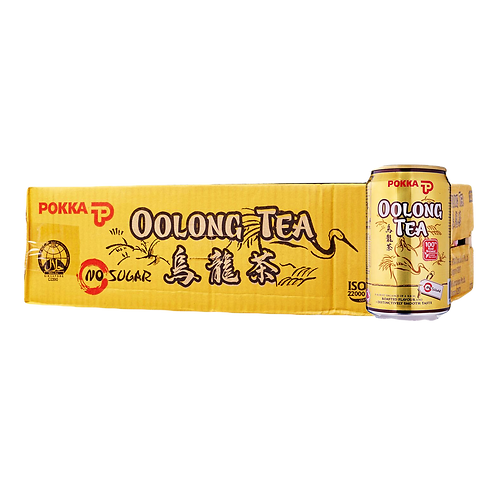 POKKA Oolong Tea (300ml x 24)