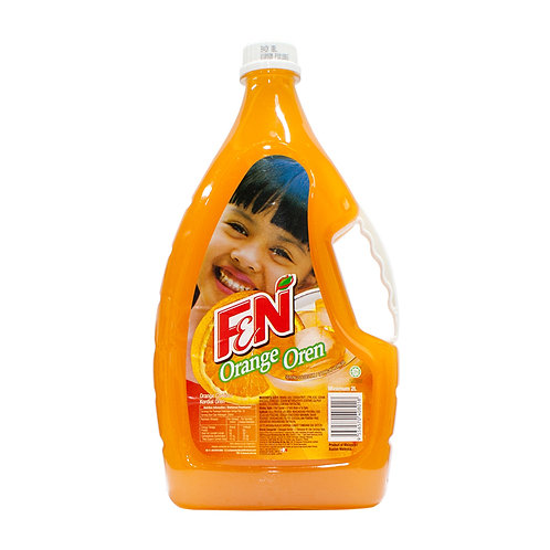 F&N Orange Syrup