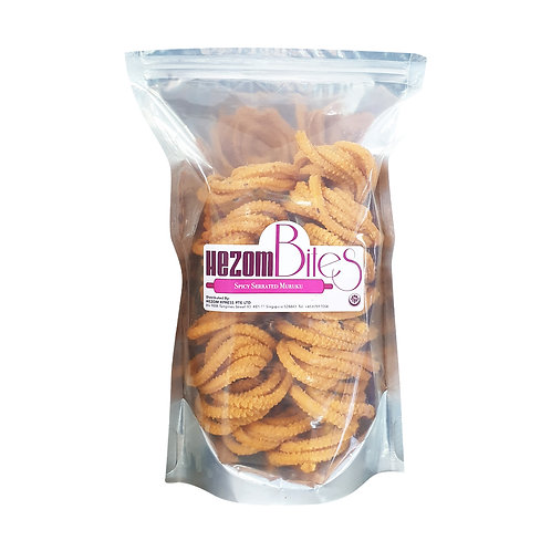 HEZOM Spicy Serrated Muruku (350g)