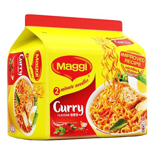 Maggi Curry (5pcs x 78g)