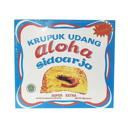 ALOHA Shrimp Crackers Baru (500g)