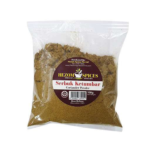 HEZOM Coriander Powder (Serbuk Ketumba)