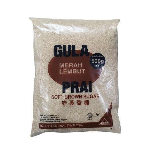 PRAI Soft Brown Sugar (500g)