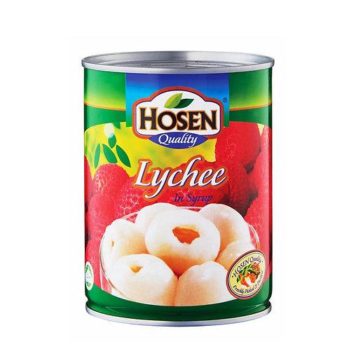 HOSEN Lychee (565g/12pcs)