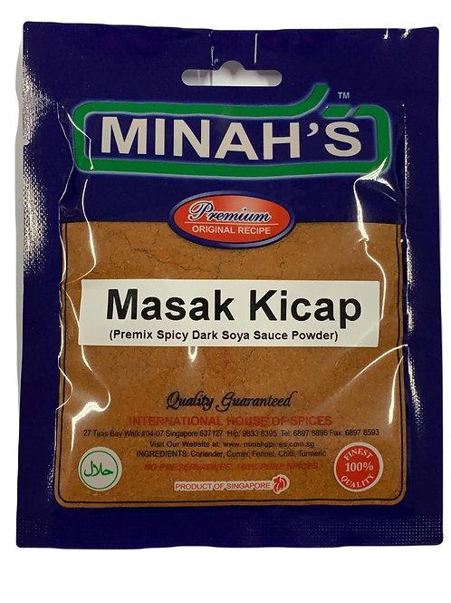 Minah's Masak Kicap Premix Powder 50g