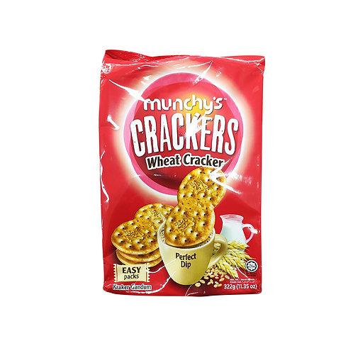 MUNCHY'S CRACKERS Wheat Cracker (322g)