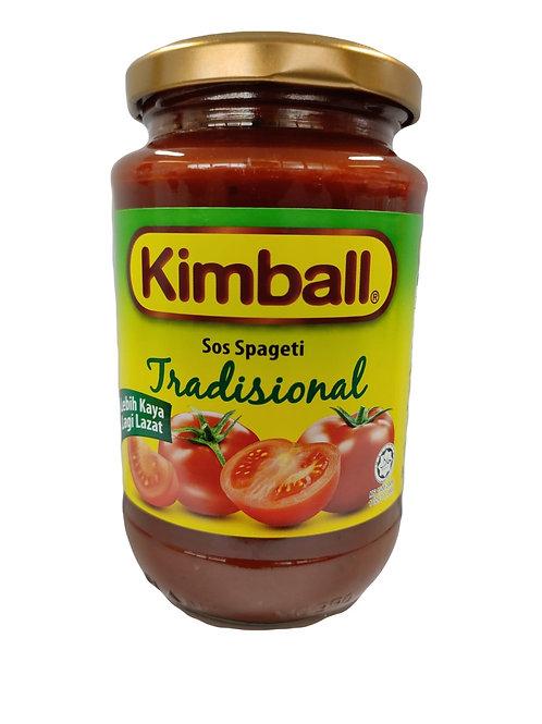 Kimball Spaghetti Sauce Traditional
