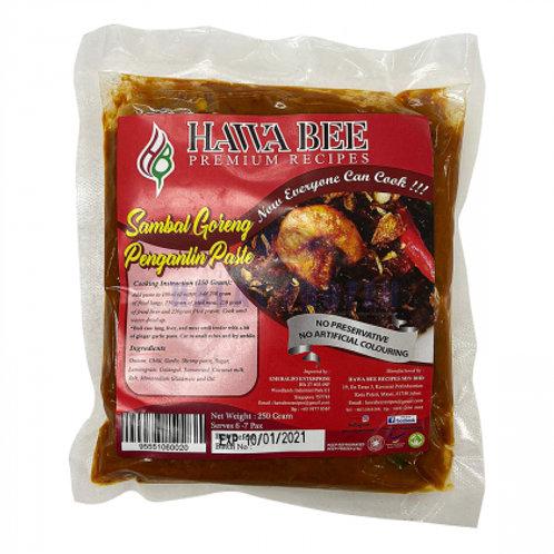 HAWA BEE Sambal Goreng Pengantin (250g)