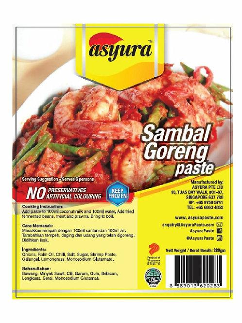 Asyura Sambal Goreng Paste