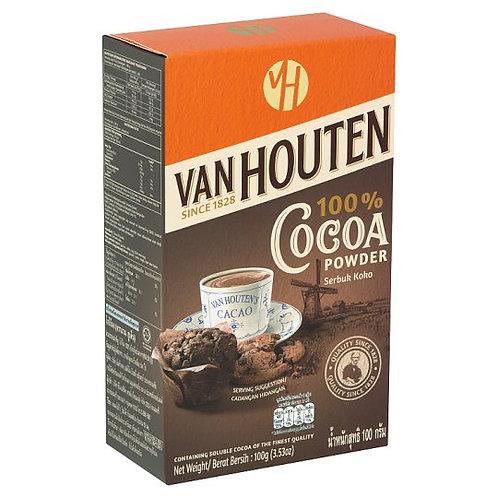 VAN HOUTEN Cocoa Powder (100g)