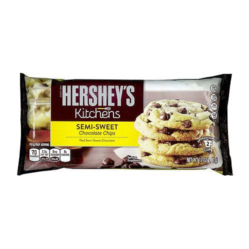 HERSHEY'S Semi-Sweet Chocolate Chip