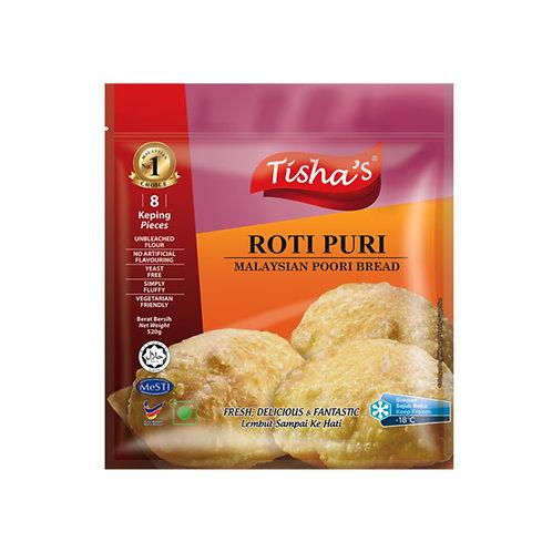 TISHA'S Roti Puri (8pcs)