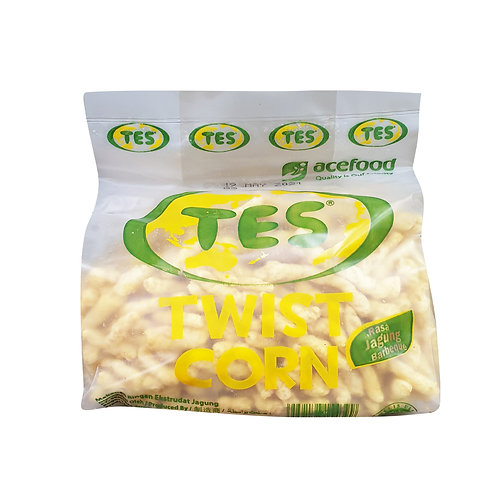 TES BBQ Twisted Corn Snack (225g)