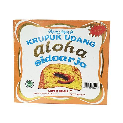 ALOHA Shrimp Crackers Super (500g)