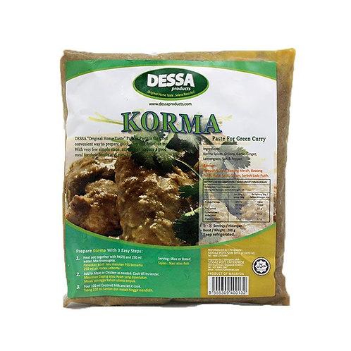 DESSA Korma (250g)