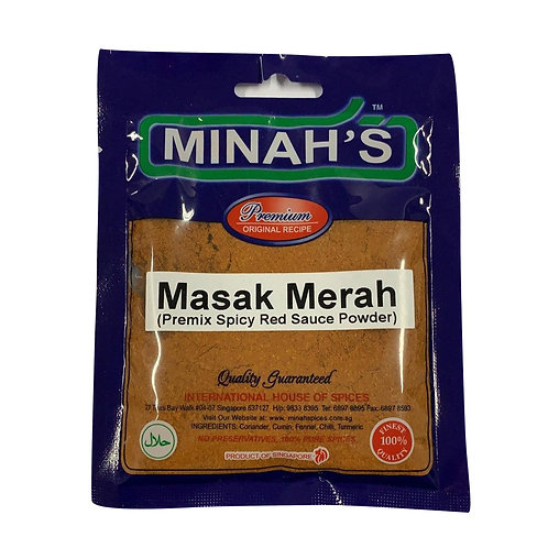 MINAH'S Masak Merah Powder (50g)