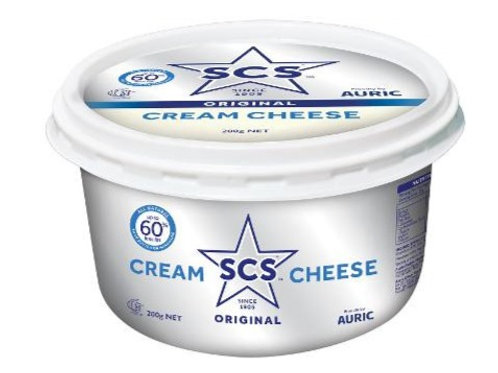 SCS Cream Cheese Spread (200g)