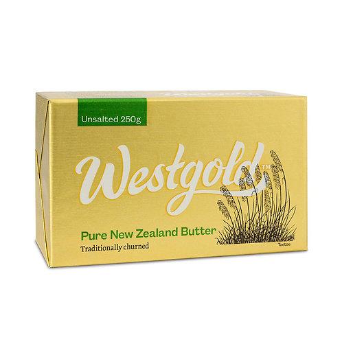 WESTGOLD Unsalted Butter (250g)