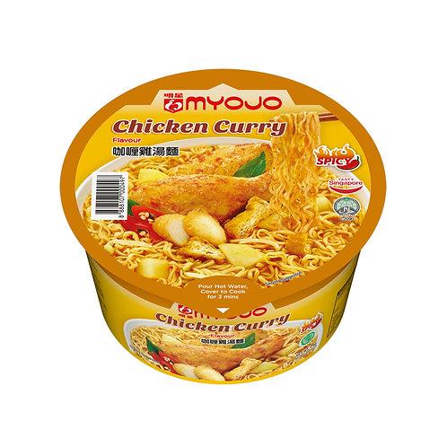 MYOJO Chicken Curry
