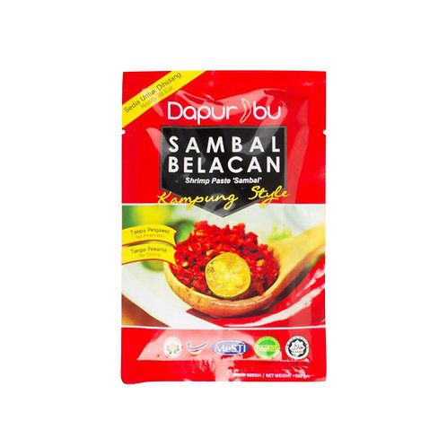 DAPUR IBU Sambal Belacan (100g)