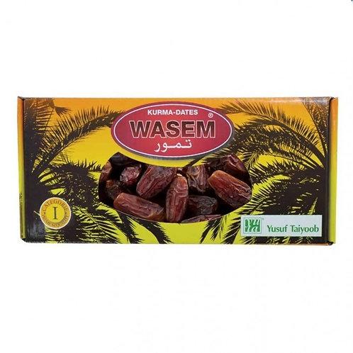 YUSUF TAIYOOB Kurma Wasem (500g)