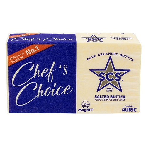 SCS Salted Butter (250g)