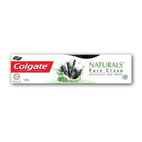 COLGATE Naturals Charcoal & Mint