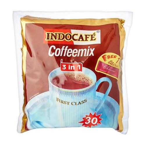 INDOCAFE Coffeemix 3-in-1 (30 sachets)
