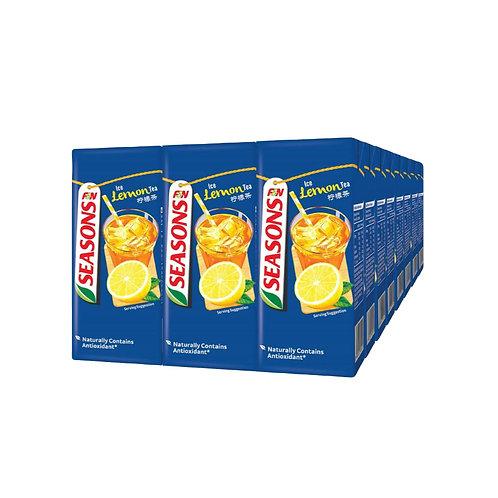 SEASONS Ice Lemon Tea Drink (250ml x 24)