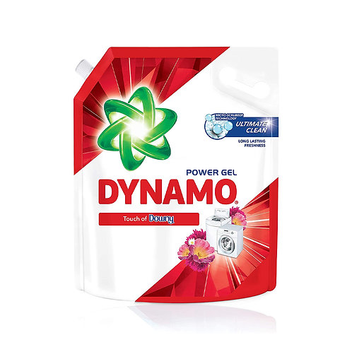 DYNAMO Touch Of Downy Refill (2.4L)