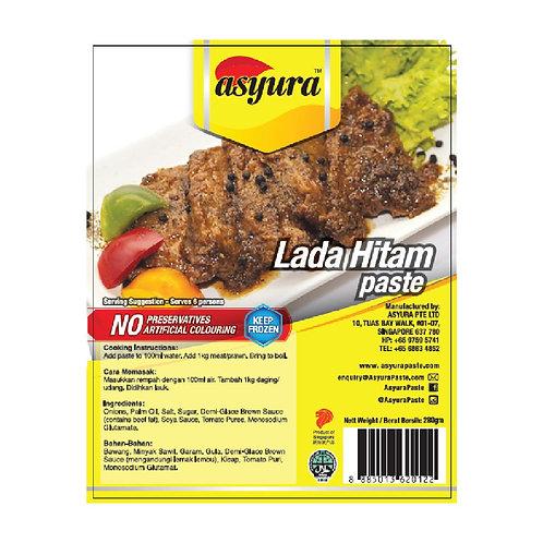 ASYURA Lada Hitam (Blackpepper) Paste