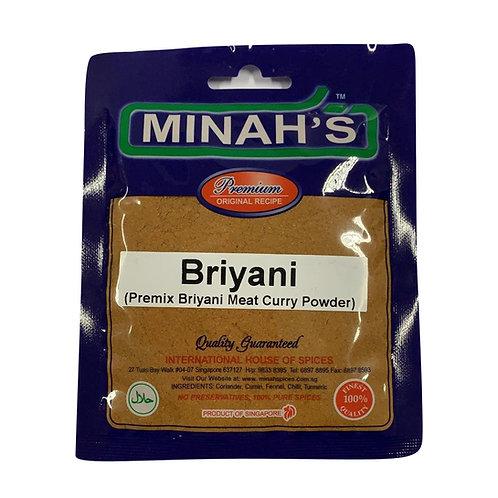 MINAH'S Briyani (50g)