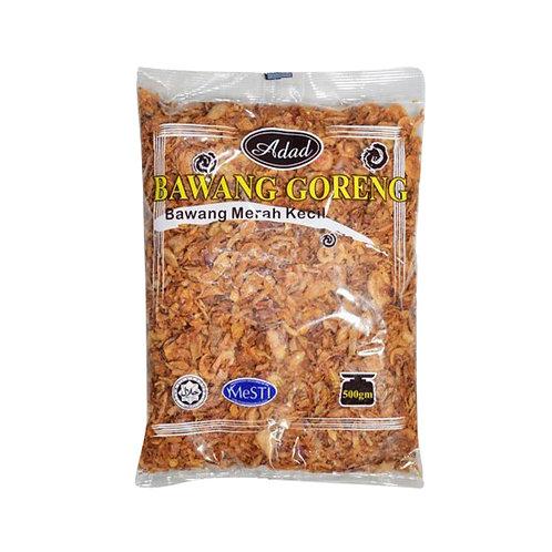 ADAD Fried Shallots (Bawang Goreng) (500g)