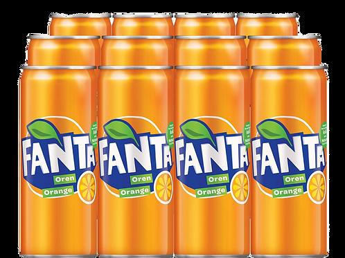FANTA Orange (320ml x 12)