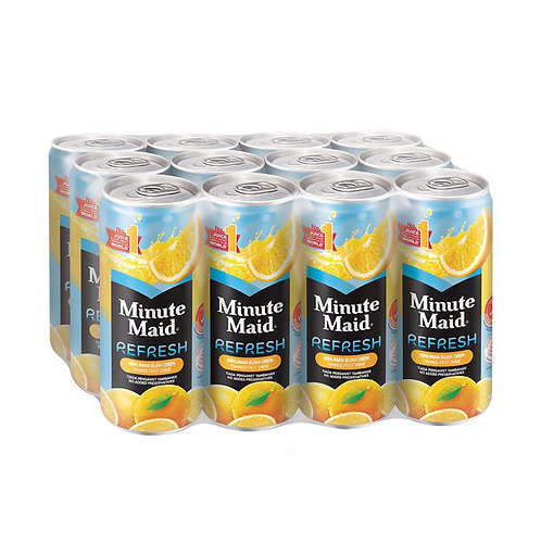 MINUTE MAID Refresh Orange (300ml x 12)