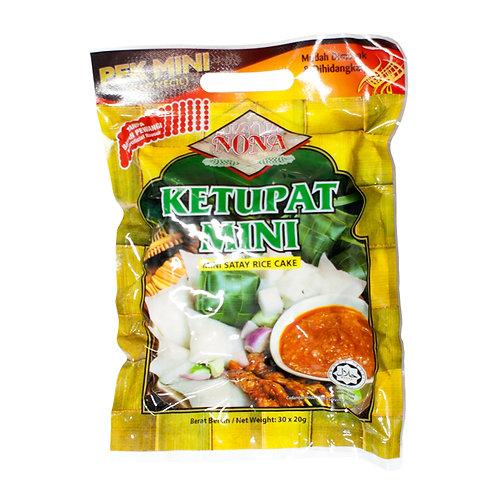Nona Ketupat Mini (30 x 20g)