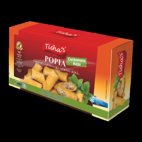 Tisha's Popiah Cheese Carbonara (10 pcs)
