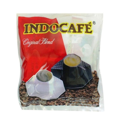 INDOCAFE Original Blend Instant (50 x 2g)