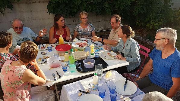 repas chez francis 18 juillet 2019 photo