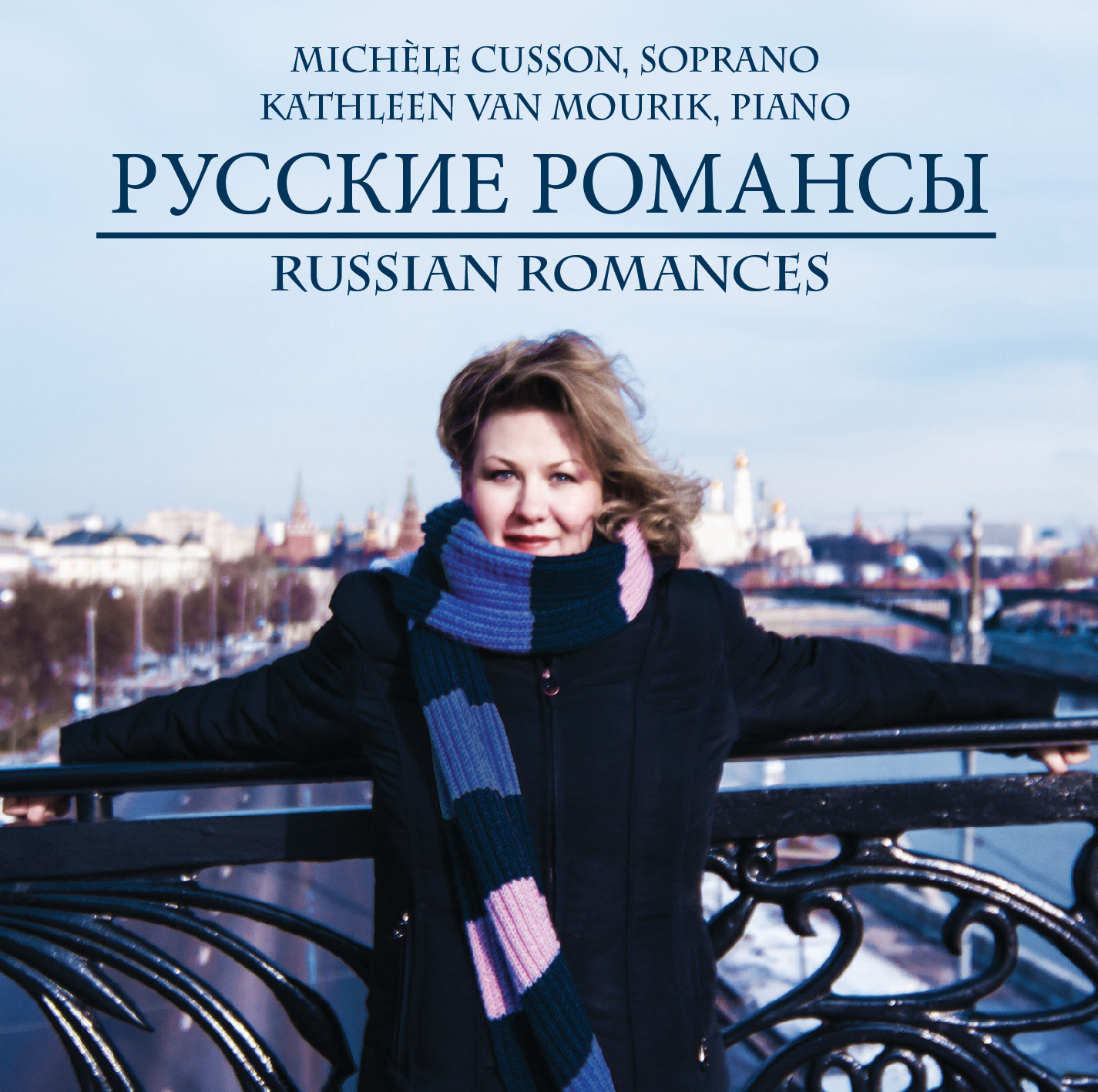 Russian Romances CD Cover