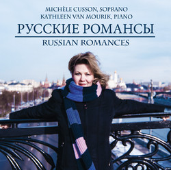 Russian Romances CD Cover